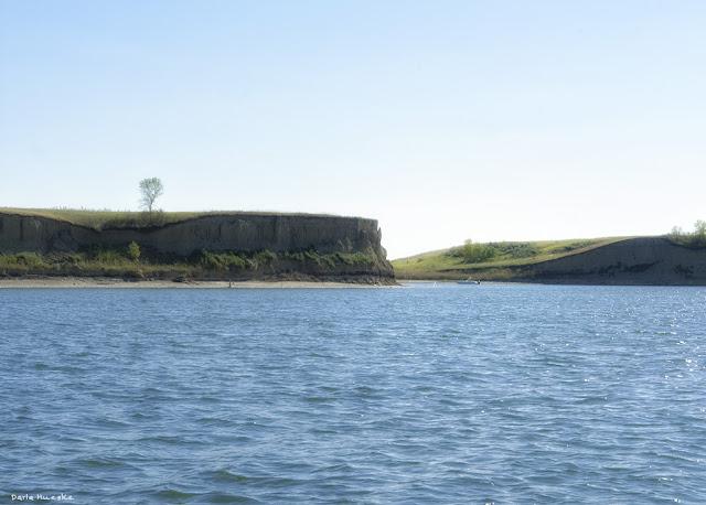 Lake Sakakawea North Dakota