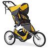 BOB 2016 Ironman Stroller, Yellow