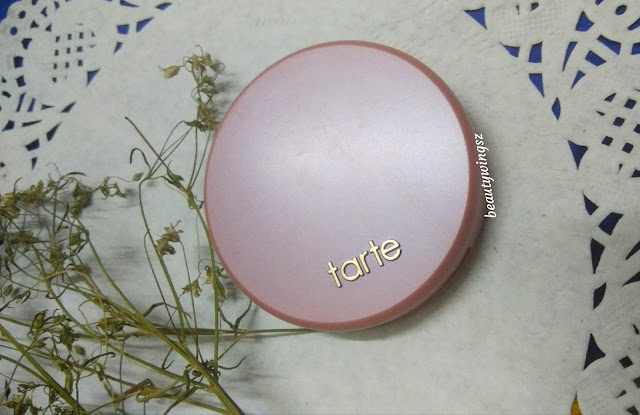 Tarte amazonian clay blush Review