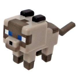 Minecraft Chest Series 2 Cat Mini Figure
