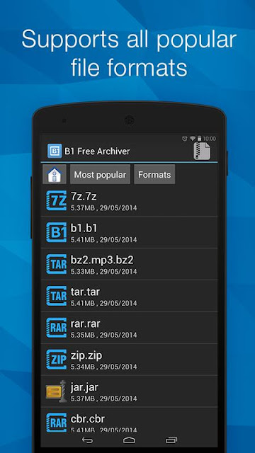 B1 Archiver Pro free