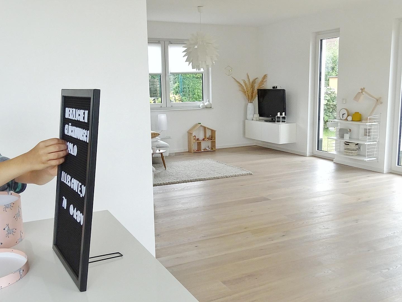 Wohnzimmer im skandinavischen Stil | Fotoaktion #12von12 | 1 Tag in 12 Bildern im Juli | https://mammilade.blogspot.de