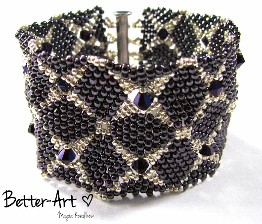 Double diamondback bracelet