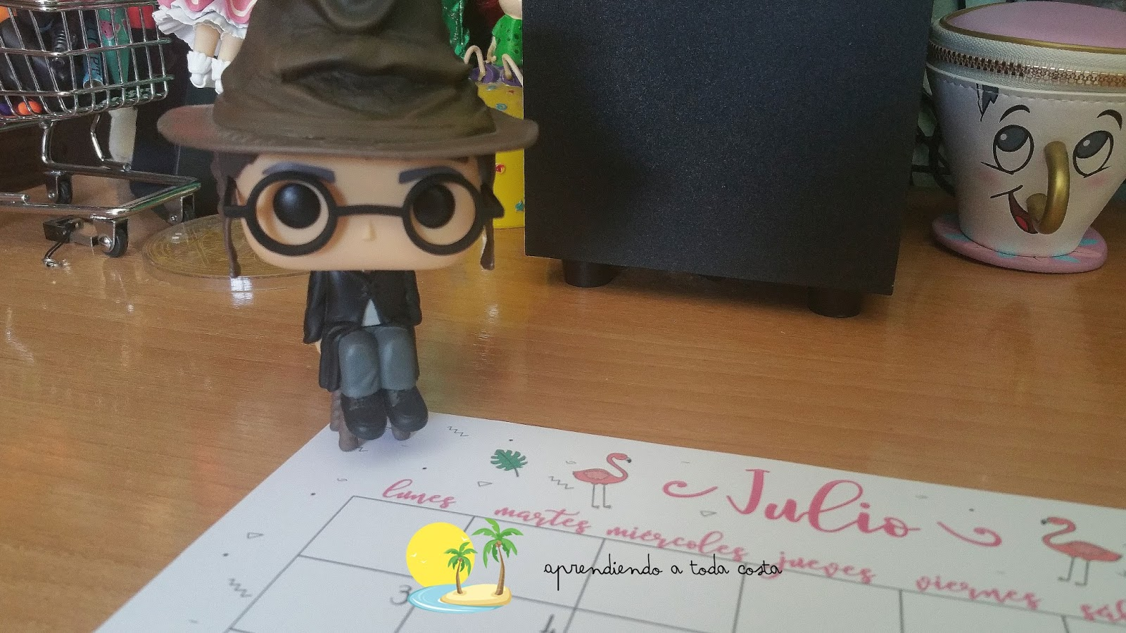 Harry Potter - Julio