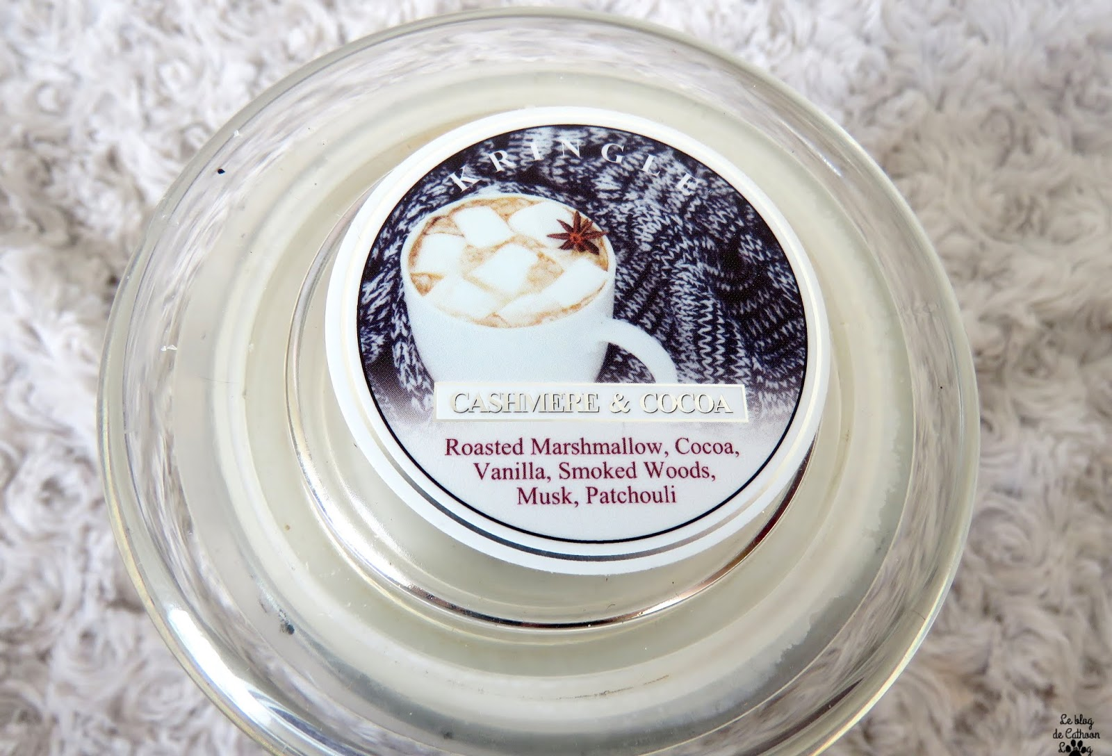 Cashmere & Cocoa - Kringle Candel