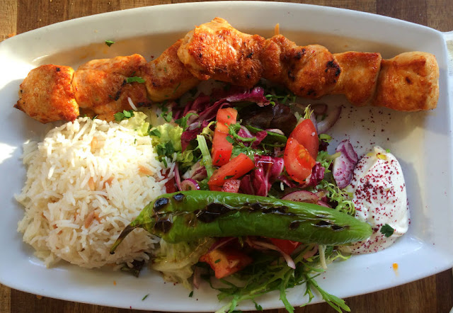 Turkish Food at Petek