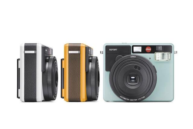 Leica 推出即可拍相機 Sofort