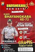 Bhayangkara Run – Sidrap • 2018