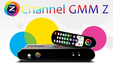 Update Channel GMM Z Thaicom 6