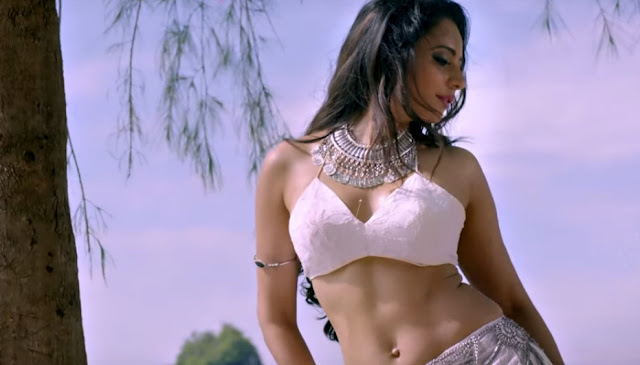 Rakul Preet Singh Hot Pics from Dhruva Movie