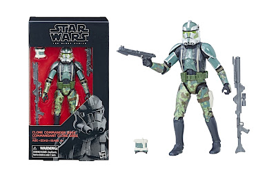 San Diego Comic-Con 2017 Exclusive Star Wars The Black Series Commander Gree Action Figure by Hasbro x Toys R Us