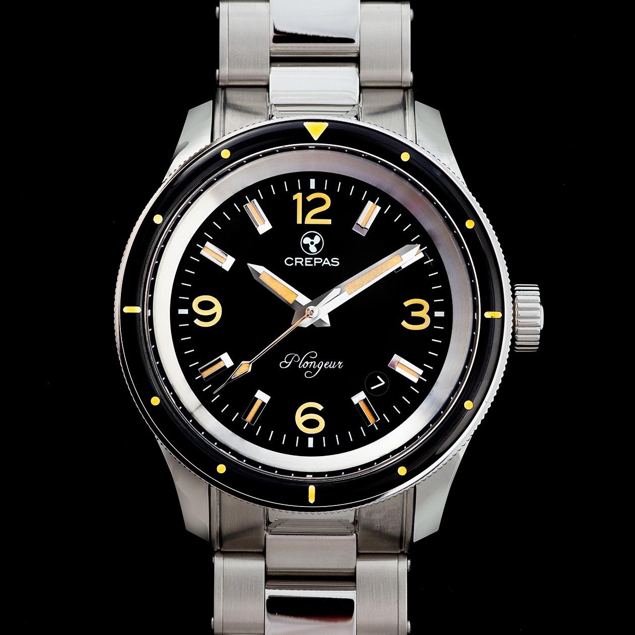 Crepas Watch's new Plongeur CREPAS%2BPlongeur%2B1000M%2B01