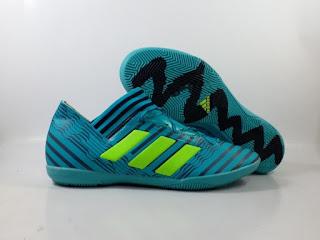 Adidas Nemeziz 17.3 IC - Blue Ocean Storm Pack