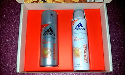 Antyperspirant Adidas Adipower dla kobiet i mężczyzn