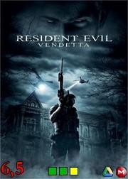 Resident Evil: A Vingança BDRip