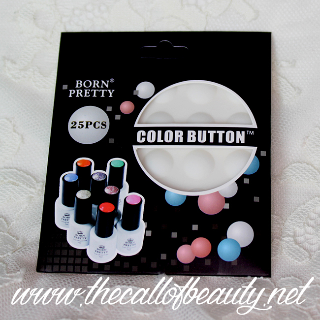 Born Pretty Color Buttons