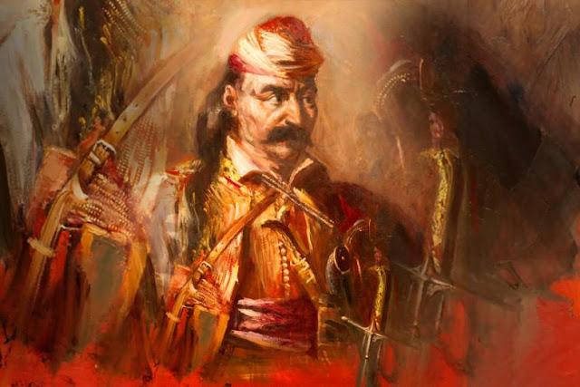 6 Φεβρουαρίου 1825: Η φυλάκιση του Θ. Κολοκοτρώνη με εντολή Κουντουριώτη