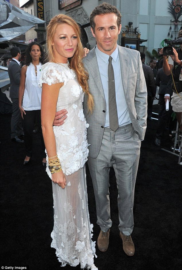 Yimiton's Blog: Gossip Girl, Blake Lively is married!