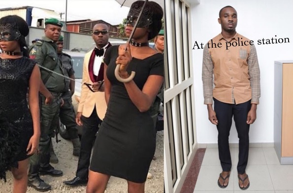 Lagos State Governor Arrest LAGOS BIGBOY pretty MIKE for putting women ON CHAINS LIKE Dogs