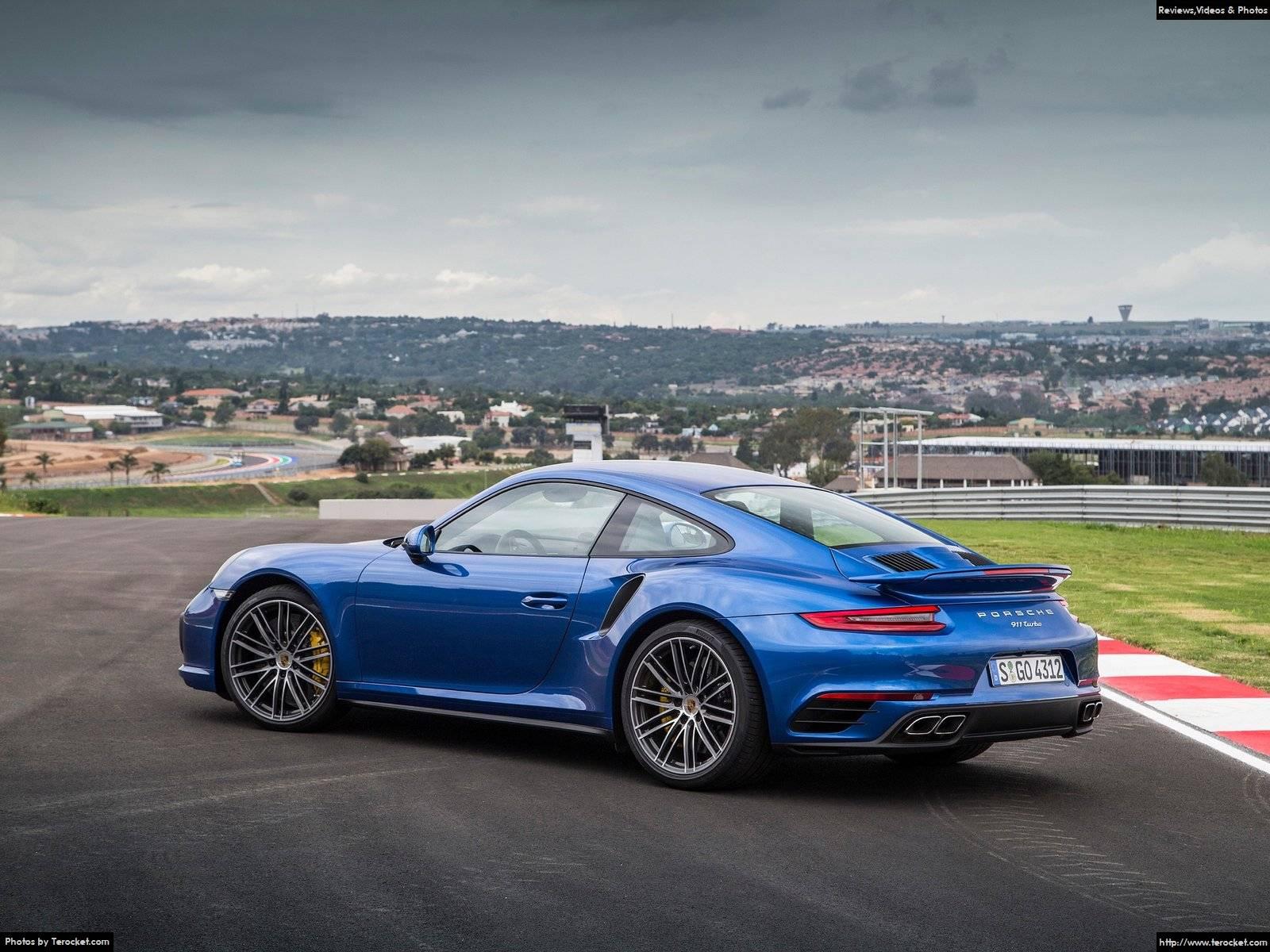 Hình ảnh xe ô tô Porsche 911 Turbo 2016 & nội ngoại thất
