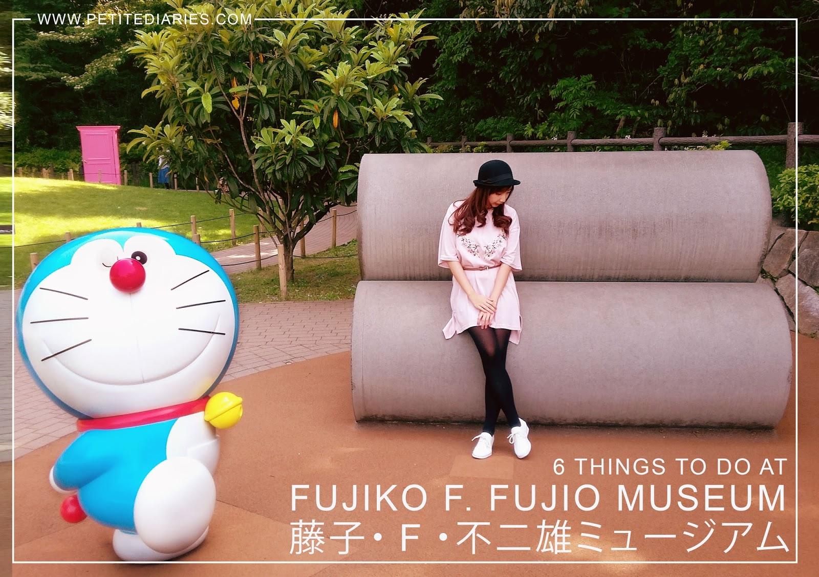 visit fujiko fujio museum kawasaki japan
