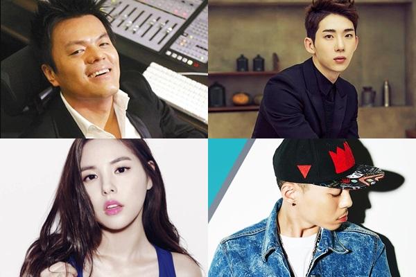 Park Jin Young dan Artis JYP Ini Akan Hadir di 'Radio Star'