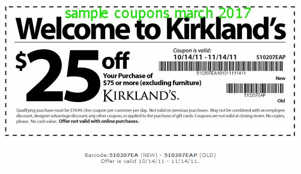 December Kirkland's Coupons | Best 15 Coupons & Sales | Top Offer: $10 Off | Check Coupon Sherpa First.