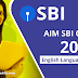 SBI Clerk Pre Quiz - Fillers | 9th May