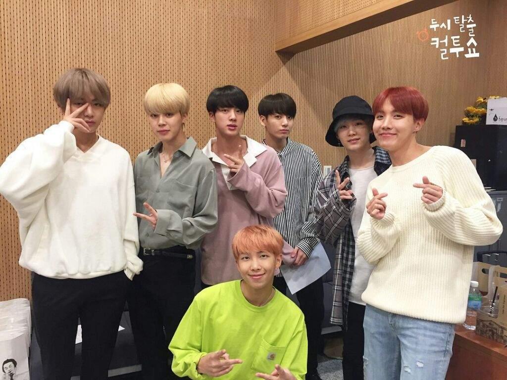 BTS - RADIO - Cultwo Show - ENG SUB - FULL