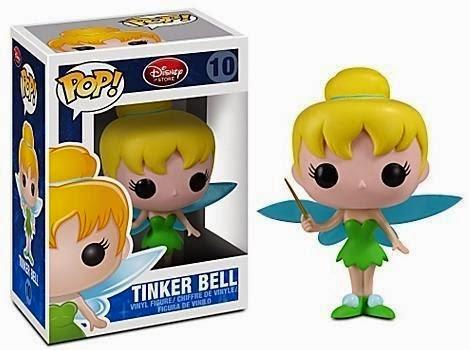 Tinker Bell (Campanilla) - Línea Disney