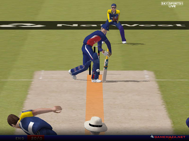 EA Cricket 2004 Gameplay Screenshot 1