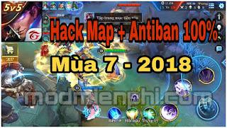 hack map Liên quân mobile mùa 7