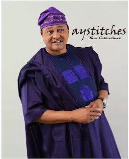 Veteran Actor, Jide Kosoko Marks 65th Birthday In Style