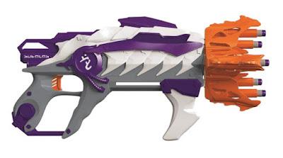 TOYS : JUGUETES - NERF   Alien Menace Ravager | Pistola - Blaster  Producto Oficial 2016 | Hasbro | A partir de 8 años  Comprar en Amazon España & buy Amazon USA