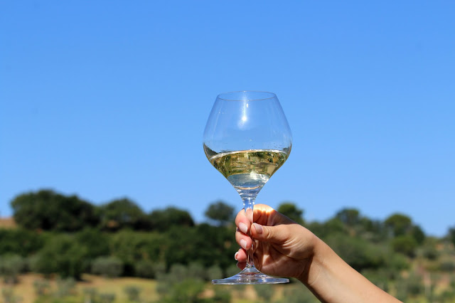 bicchiere con prosecco