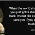 Best collections of zoro quotes