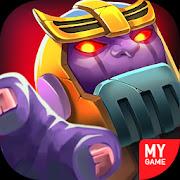 Heroes Soul: Dungeon Shooter Weak Enemy MOD APK