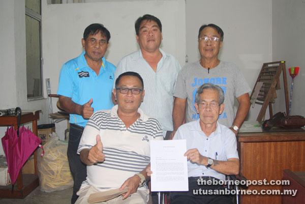 Persatuan Kebajikan Nanga Antawau Kapit (Nakwa) telah didaftarkan secara rasmi dengan Pendaftar Pertubuhan (ROS)