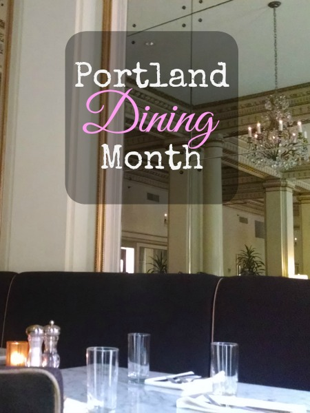 dining in portland