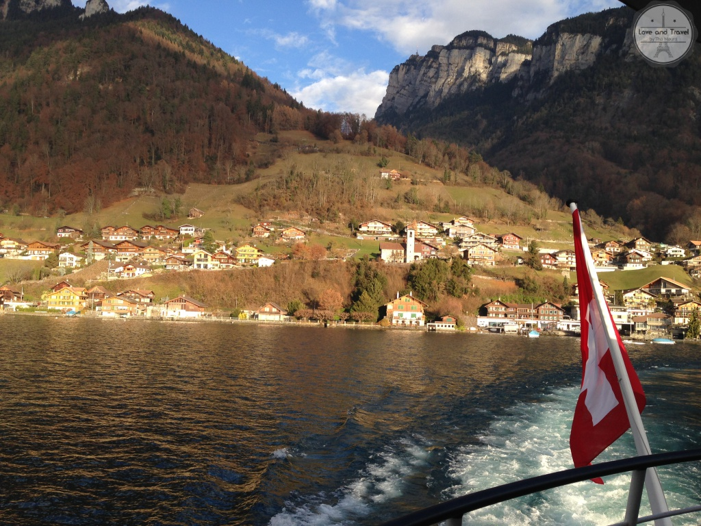 Lago Thun-roteiro Suíça  8 dias