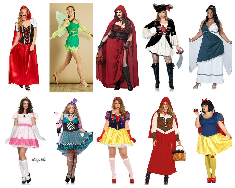 fabbrica design unico alta qualità Costumi di Carnevale curvy e plus size: dove trovarli ...