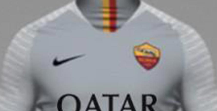 b5e4f100e The full AS Roma 18-19 away kit has leaked