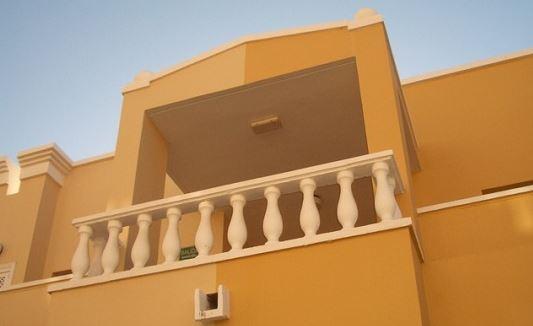Marzua pintura para fachada for Pintura para exteriores