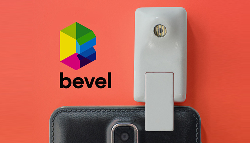 46f553dd163a0 bevel mobile device 3d scanner printer models android ios iphone camera  laser