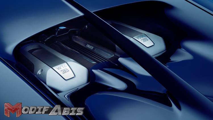 Tampilan Kemewahan Bugatti Chiron Resmi 2017 Nanti