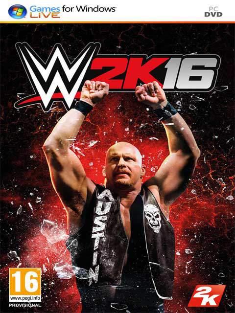 تحميل لعبة WWE 2K16 مضغوطة كاملة بروابط مباشرة مجانا