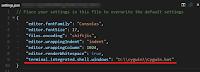 blog.fujiu.jp Visual Studio CodeのターミナルをCygwinに設定する方法