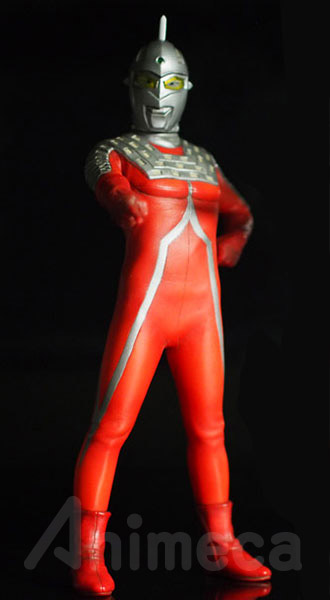 "Figura Ultra Seven Episode 48,49 ""Exit Ultra-7"" Ultra Seven Superior CCP Middle Size Series"