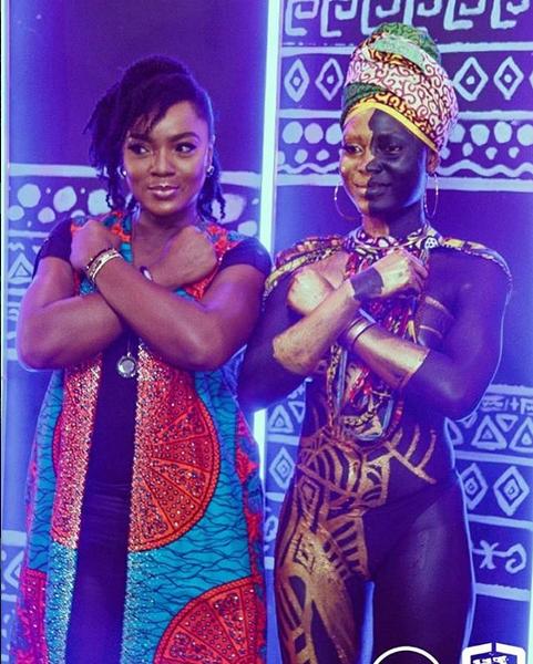 Yemi-Alade-Black-Panther-Wakanda-themed-Birthday-Party-4