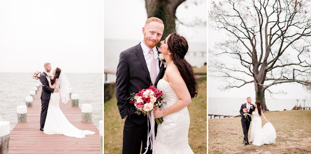 Celebrations at the Bay Wedding photographed by Maryland Wedding Photographer Heather Ryan Photography